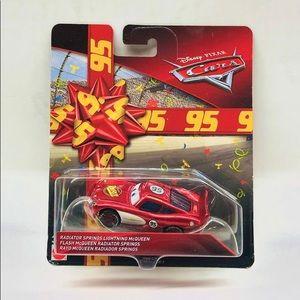 Disney Cars Lightning McQueen birthday series